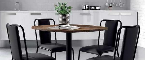 tables rondes design
