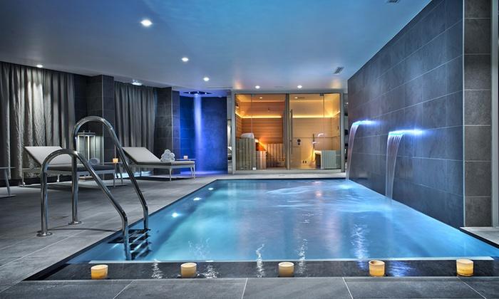 hotel avec spa de luxe