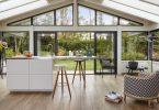 veranda moderne, extension veranda, deco veranda