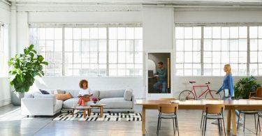 amenager salon canapé d'angle