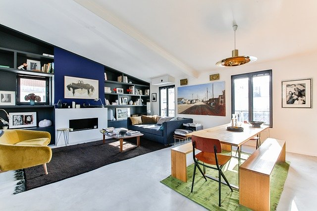renovation appartement RS components pince