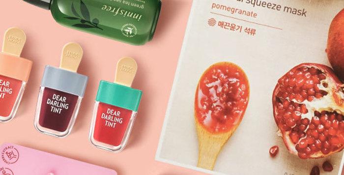 cosmétique asiatique maquillage coréen yesstyle