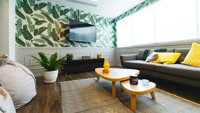 Décoration murale design decofinder papier peint panoramique